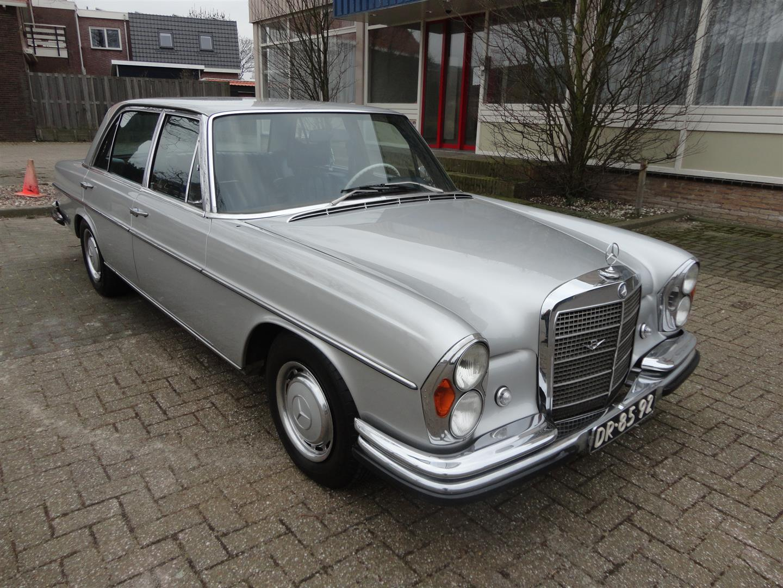 mercedes 300 sel 3 5 ltr joop stolze classic cars. Black Bedroom Furniture Sets. Home Design Ideas